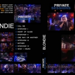 Blondie-PrivateSessions-DVD