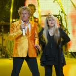 Rod Stewart and Stevie Nicks Philadelphia