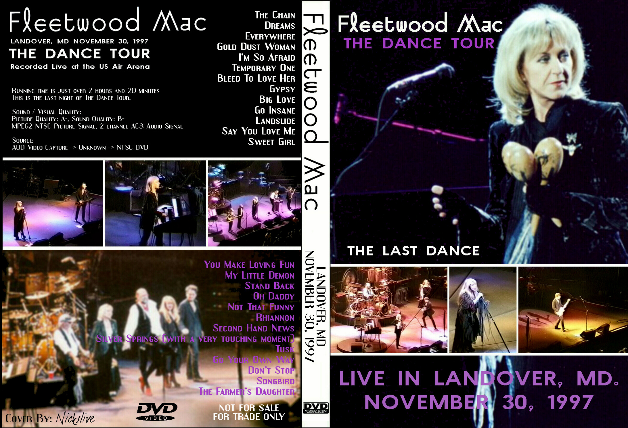 Bootlegs Music Dvd The Music Early Edit Dvd