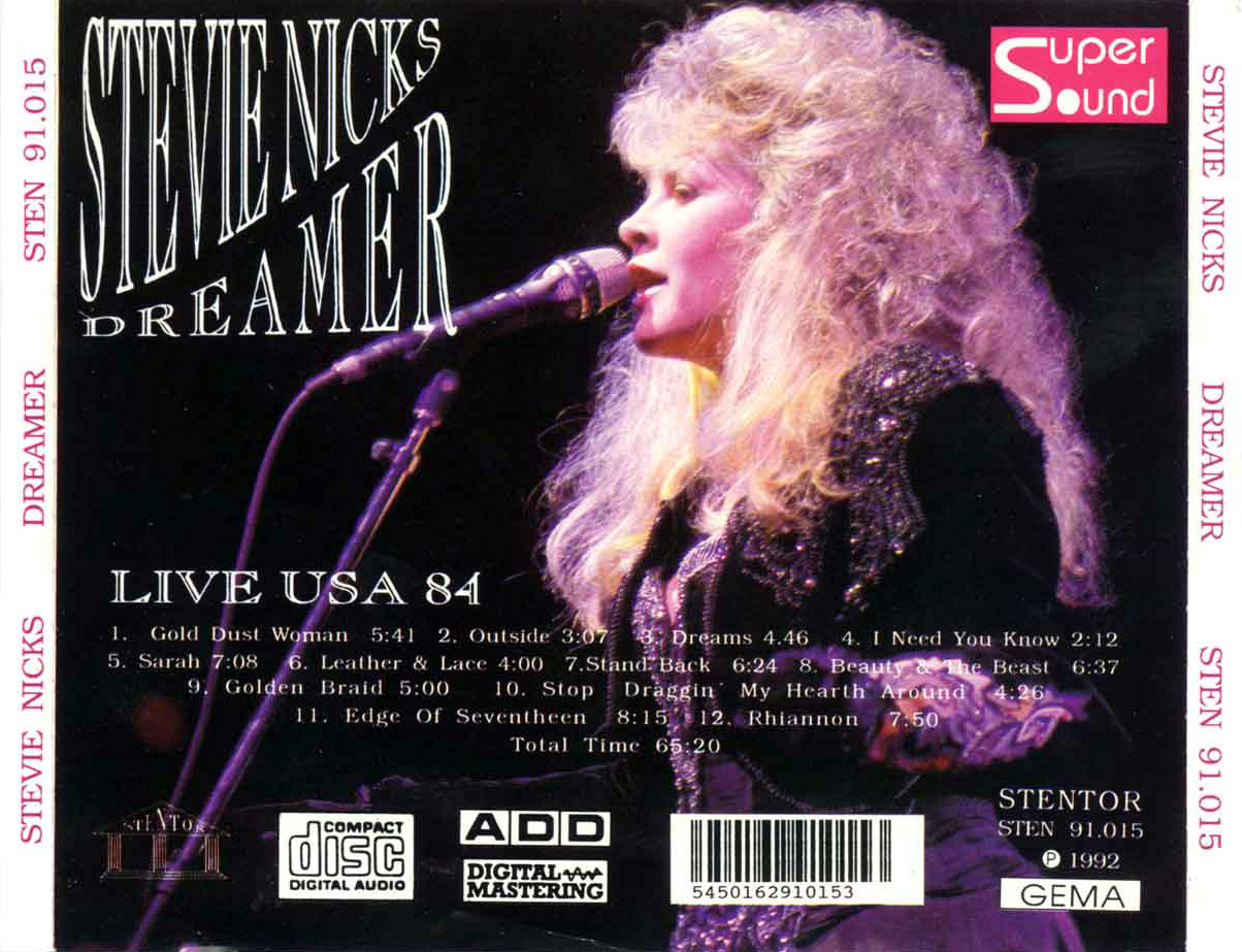 Stevie Nicks - Dreamer