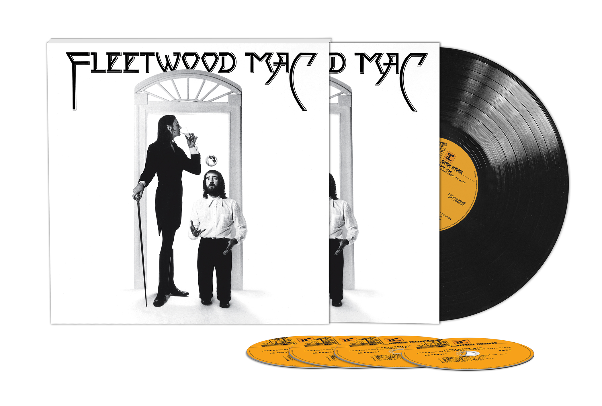 fleetwood mac 39 s 1975 album to get expansive reissue on january 19. Black Bedroom Furniture Sets. Home Design Ideas